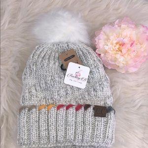 C.C. Stocking Hat